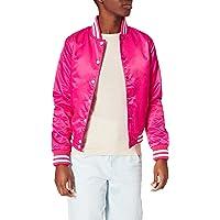 Urban Classics Ladies Shiny College Jacket Chaqueta para Mujer