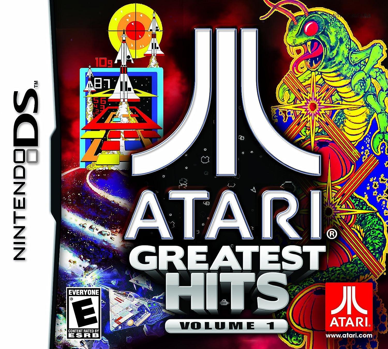 Amazon.com: Atari's Greatest Hits, Volume 1 - Nintendo DS: Video Games