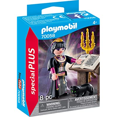 PLAYMOBIL 70059 Special Plus Witch: Toys & Games