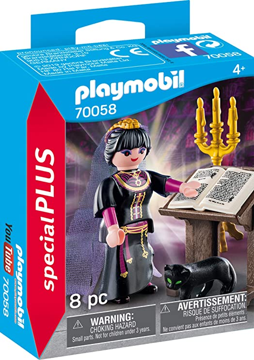 Pm Playmobil Witch by Pm