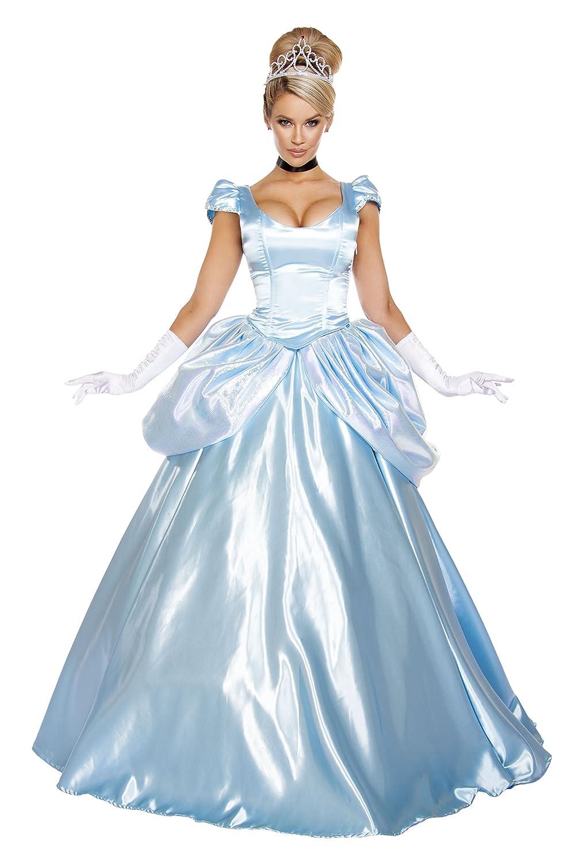 Women's Midnight Maiden Fancy Dress Costume Medium