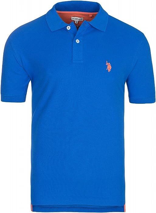 Polo M 2 Uomo Abbigliamento T Association Us Shirt Amazon Blu it 7wHqURRn 79df4aee88a