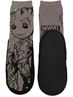 7653dd12bf78 Marvel Thanos Gauntlet Adult Mule Slippers ·  21.99 · Ladies Guardians Of  The Galaxy Baby Groot Eskimuck Slipper Sock