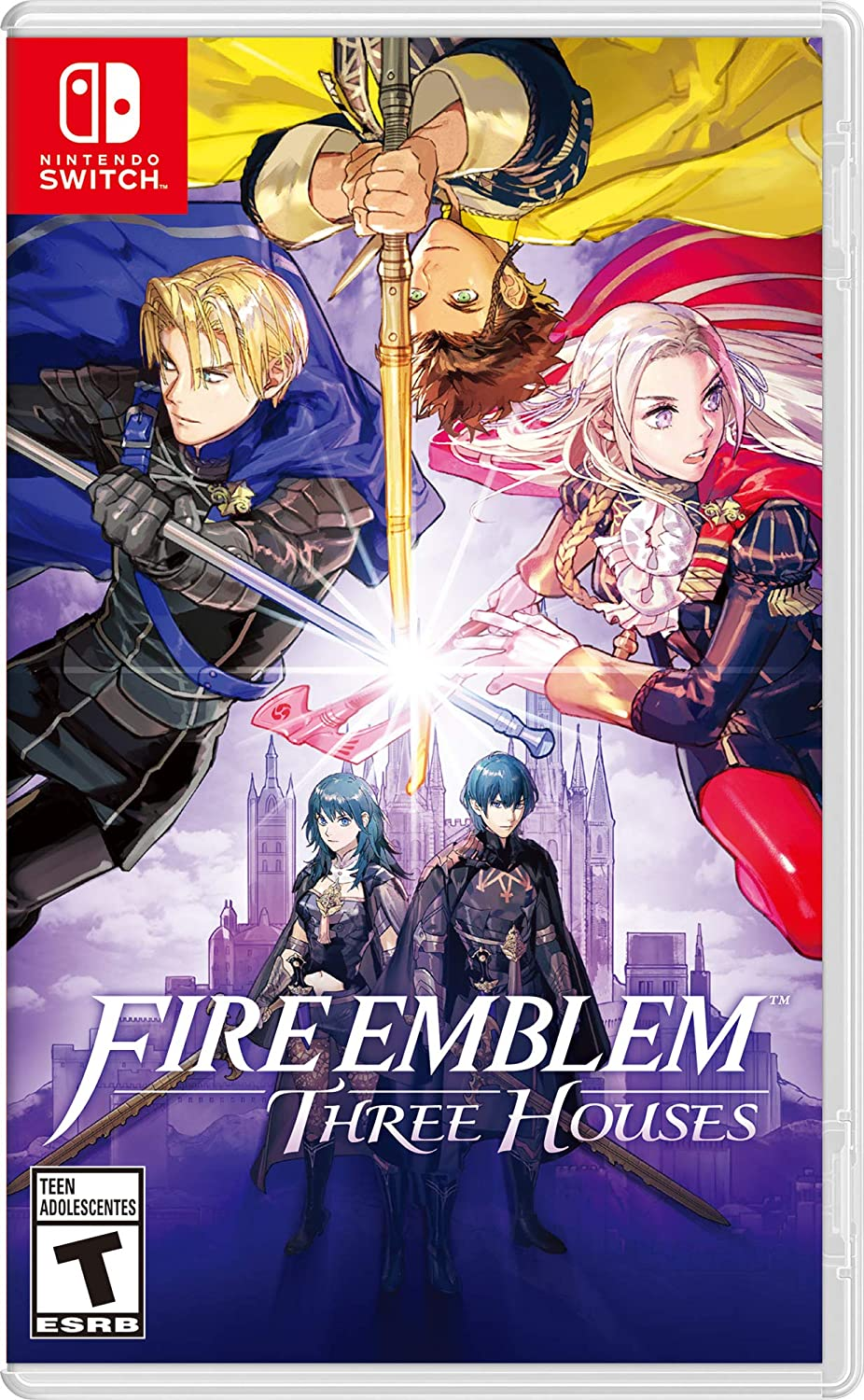 Fire Emblem: Three Houses for Nintendo Switch [USA]: Amazon.es: Nintendo of America: Cine y Series TV