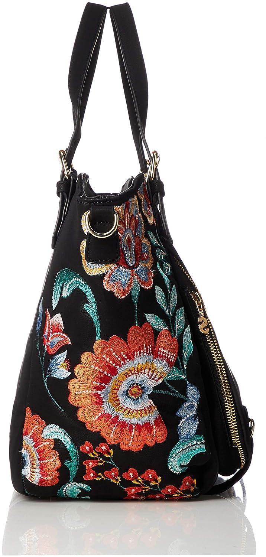 ae7309384e6a1 Desigual Bag ODISSEY Female Black - 18WAXP06-2000-U  Amazon.fr  Vêtements  et accessoires