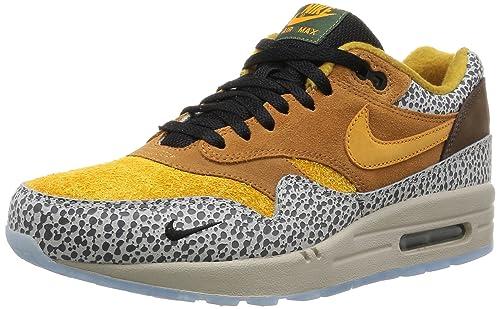 Nike AIR MAX 1 QS 'Safari' 665873 200 Size 9: Buy Online
