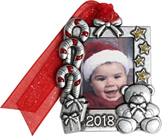product image for Gloria Duchin Candy Cane Frame Christmas Ornament Multicolor
