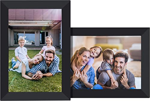 JHZL 10.1 Inch 16GB Smart WiFi Cloud Digital Picture Frame
