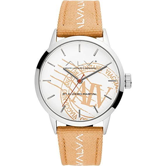 Nuovi Prodotti 5079f 69654 orologio solo tempo donna ALV Alviero Martini casual cod. ALV0054