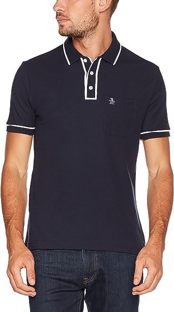 ORIGINAL PENGUIN Earl Polo Shirt Hombre: Amazon.es: Ropa y accesorios