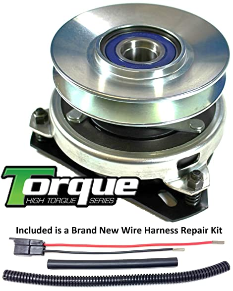 817KRC5ZeJL._SY587_ amazon com bundle 2 items pto electric blade clutch, wire Borg Warner Clutch Catalog at mr168.co