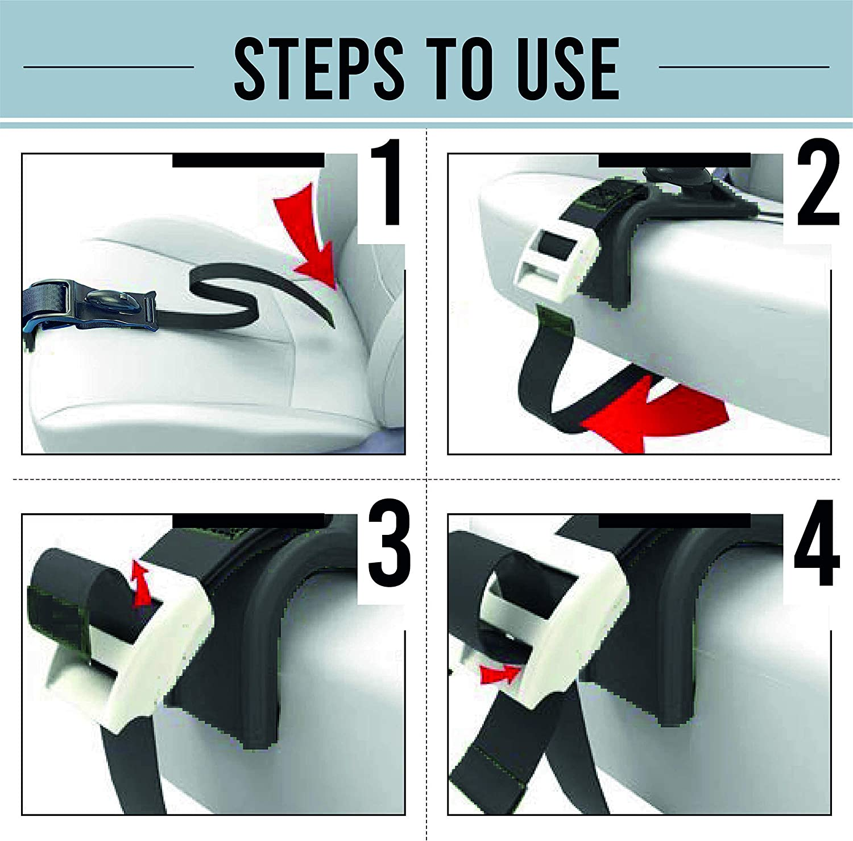 Aneta Kidz Pregnancy Seat Belt Adjuster-Pregnancy Seat Belt Hook /& Positioner for Comfort /& Protection of Unborn Child Expecting /& Post-Pregnancy Mothers