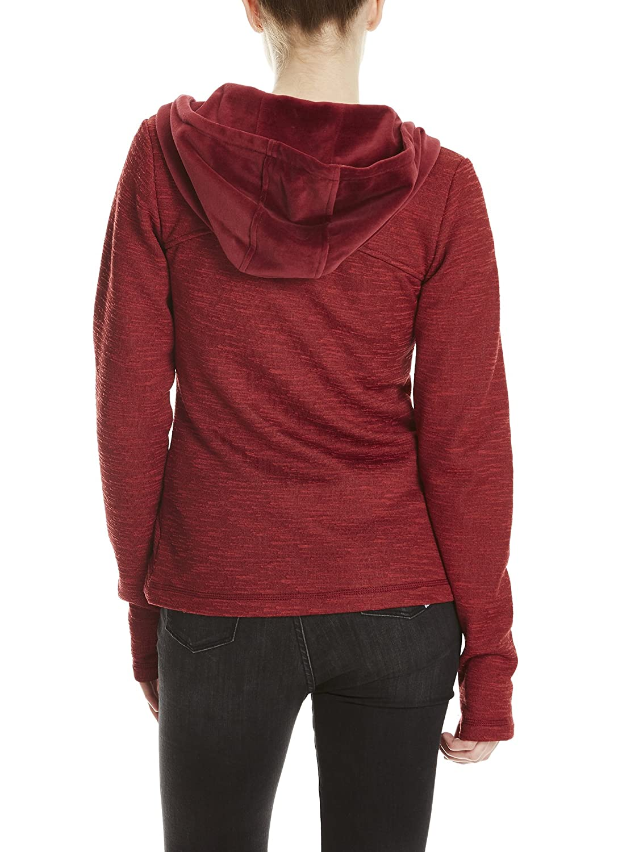 Bench Bonded Short Velvet Jacket, Chaqueta para Mujer: Amazon.es: Ropa y accesorios