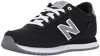 New Balance Women's WZ501V1 Sneaker, Black/Gunmetal, ...
