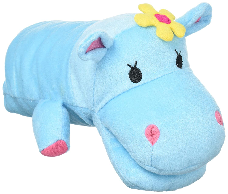Bonbi archon animal mitten HAPPY ZOO hippopotamus (japan import)
