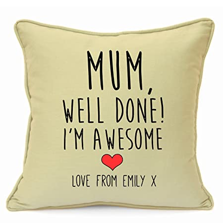 Personalised Presents Gifts For Mum Mother In Law Mummy From Son Daughter Kids Birthday Mothers Day