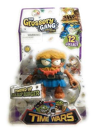Time Wars The Grossery Gang (Jock Slop Burger)