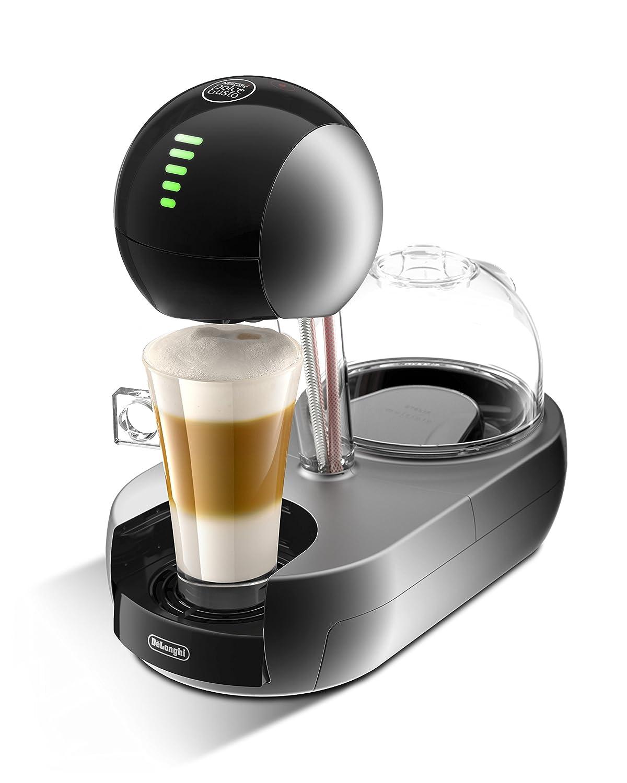 Pack DeLonghi Dolce Gusto Stelia EDG635.B - Cafetera de cápsulas, 15 bares de presión, color negro + 4 packs de café Dolce Gusto: Amazon.es: Hogar