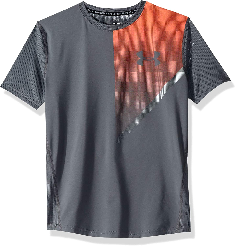 Under Armour Childrens Raid Short Sleeve Tee Short Sleeves Short-Sleeve Shirt