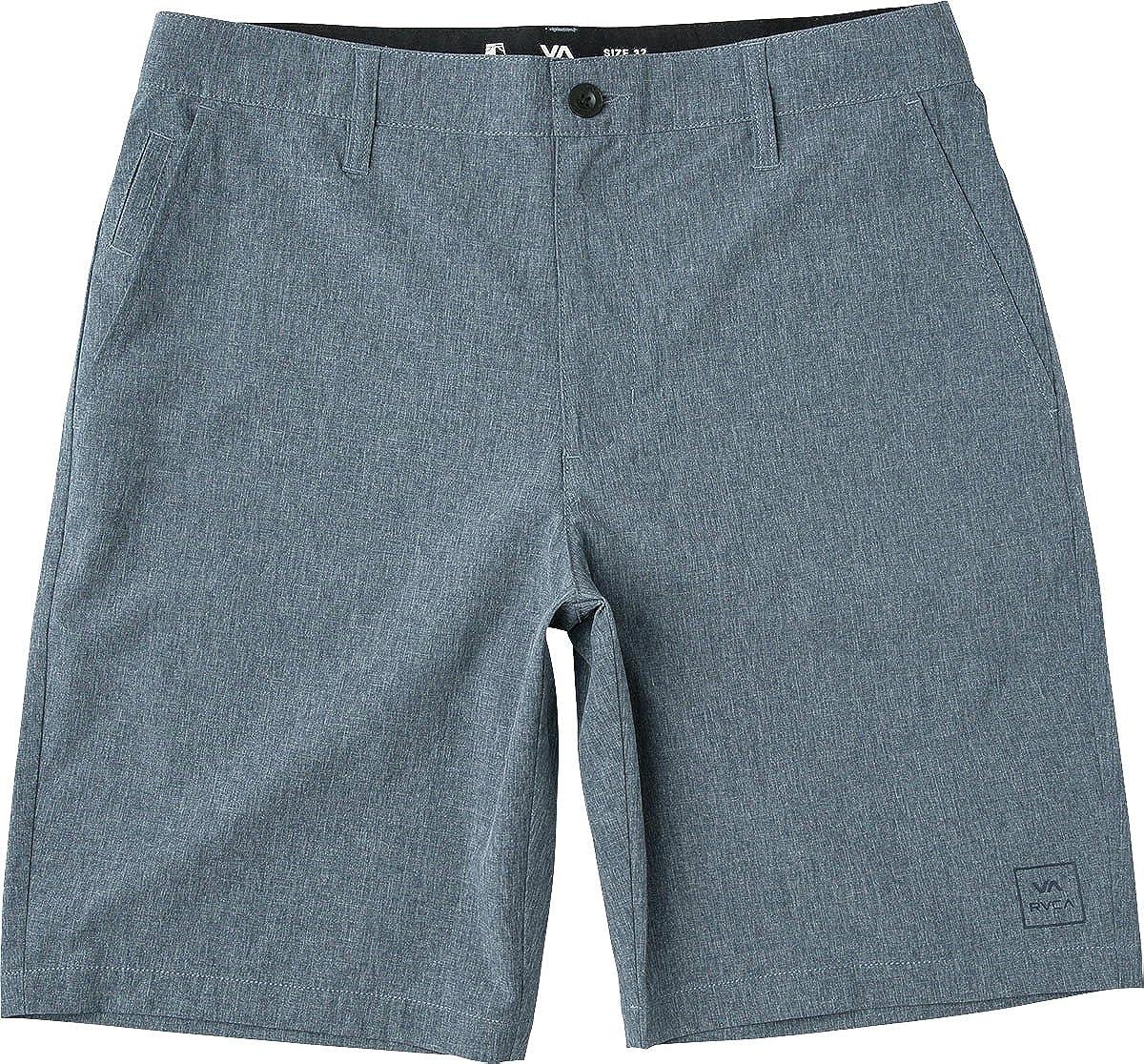 RVCA Men's All The Way Hybrid Short