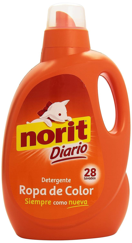 Norit Detergente para Ropa Color - 1500 ml: Amazon.es: Amazon Pantry