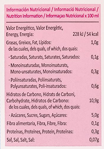Monsoy - Bebida Ecológica de Arroz - Caja de 4 x 1L