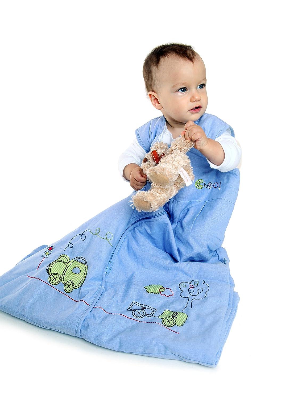 Cartoon Animal Slumbersac Summer Baby Sleeping Bag 1 Tog 0-6 months//70cm/…