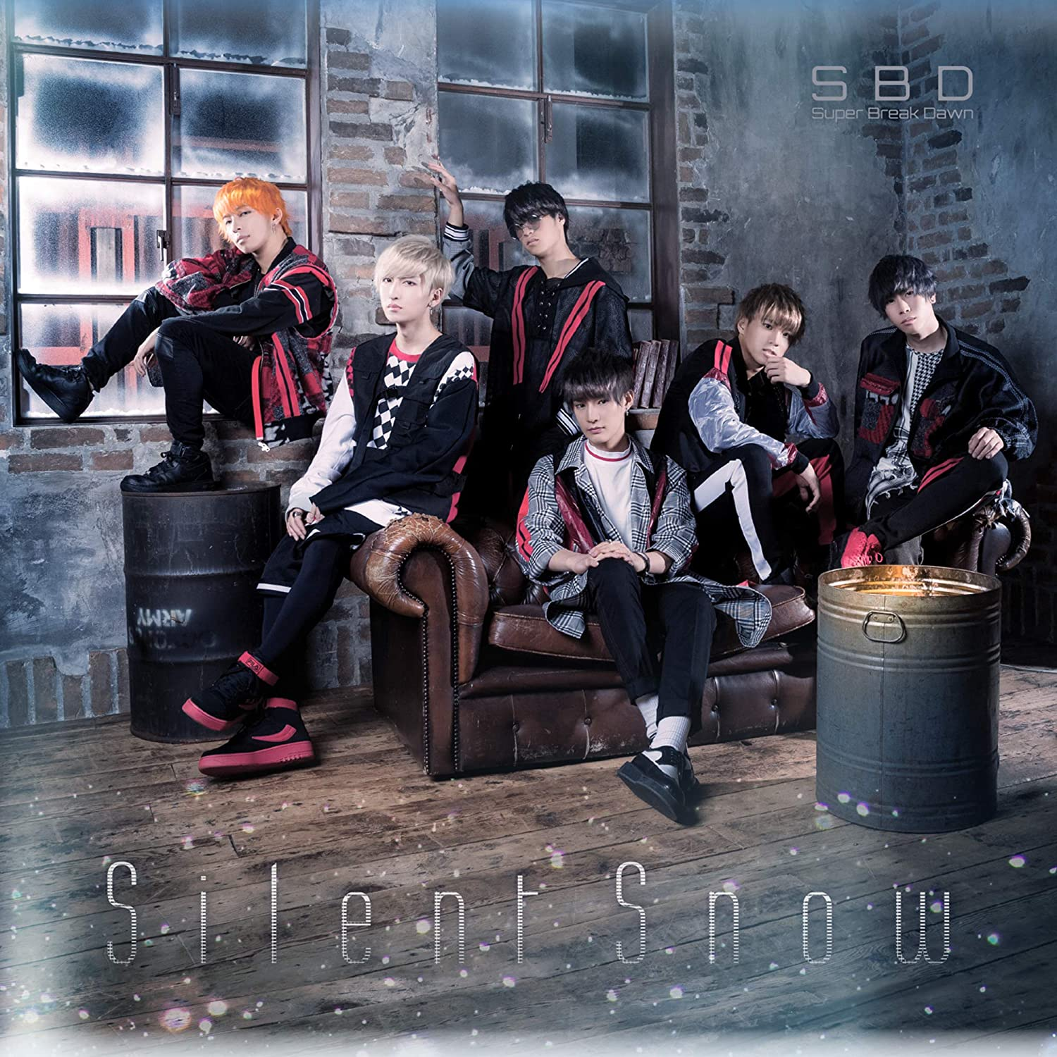 Super Break Dawn「Silent Snow(Single)」