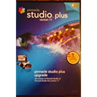 Pinnacle Studio Plus Version 11 UPGRADE PC