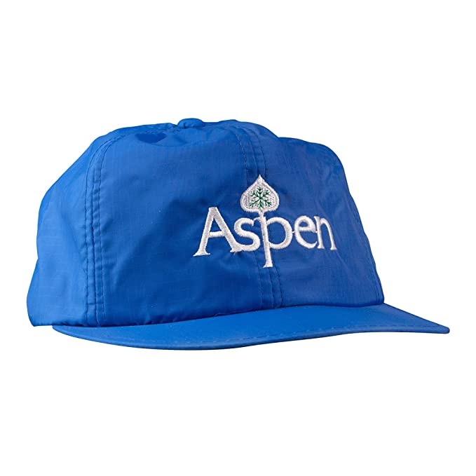 e408509af27 Amazon.com  Vintage Ski Resort Hat - Aspen Waterproof Blue  1  Clothing