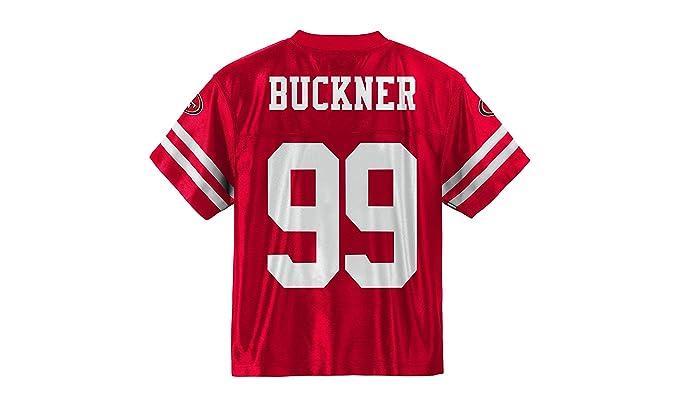 c25de2416 DeForest Buckner San Francisco 49ers Red Home Player Jersey Infants (12  months)
