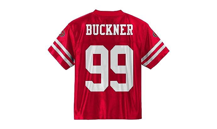 deforest buckner jersey
