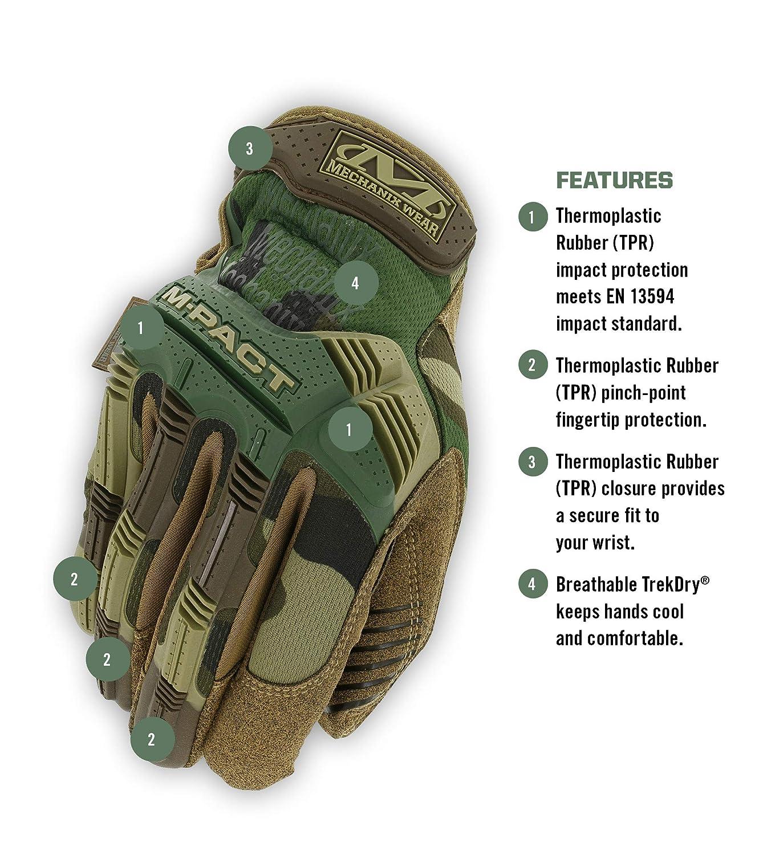 it Wear S MPT Fai te 77 008 Camouflage Mechanix Amazon da Guanti 8dWf6xZ