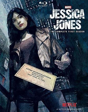 amazon com jessica jones the complete first season blu ray