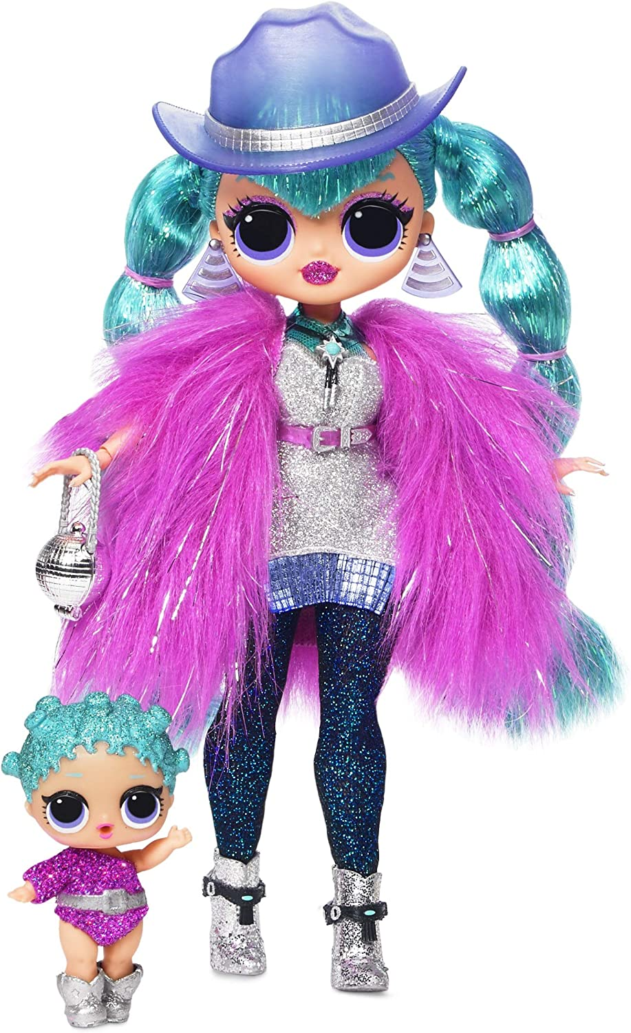 Lol Surprise Omg Winter Disco Cosmic Nova Fashion Doll Sister