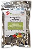 Greenfield Garden Hemp-Pak- Premium Organic All-Purpose Plant Food for Indoor & Outdoor Plants