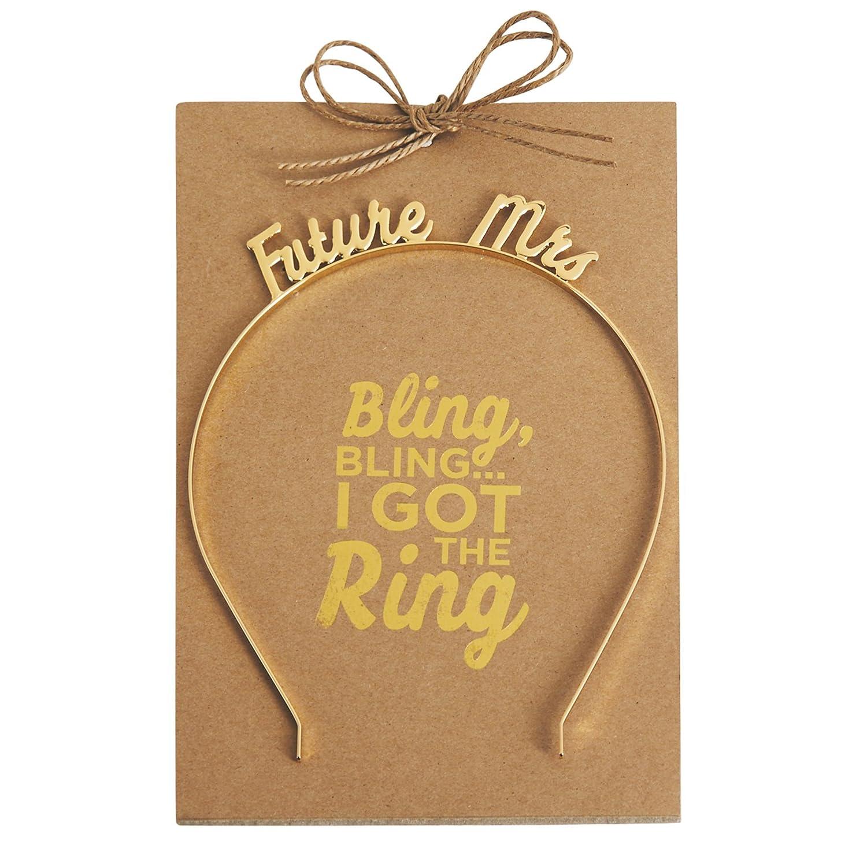 Mud Pie Future Mrs. Headband 4485015