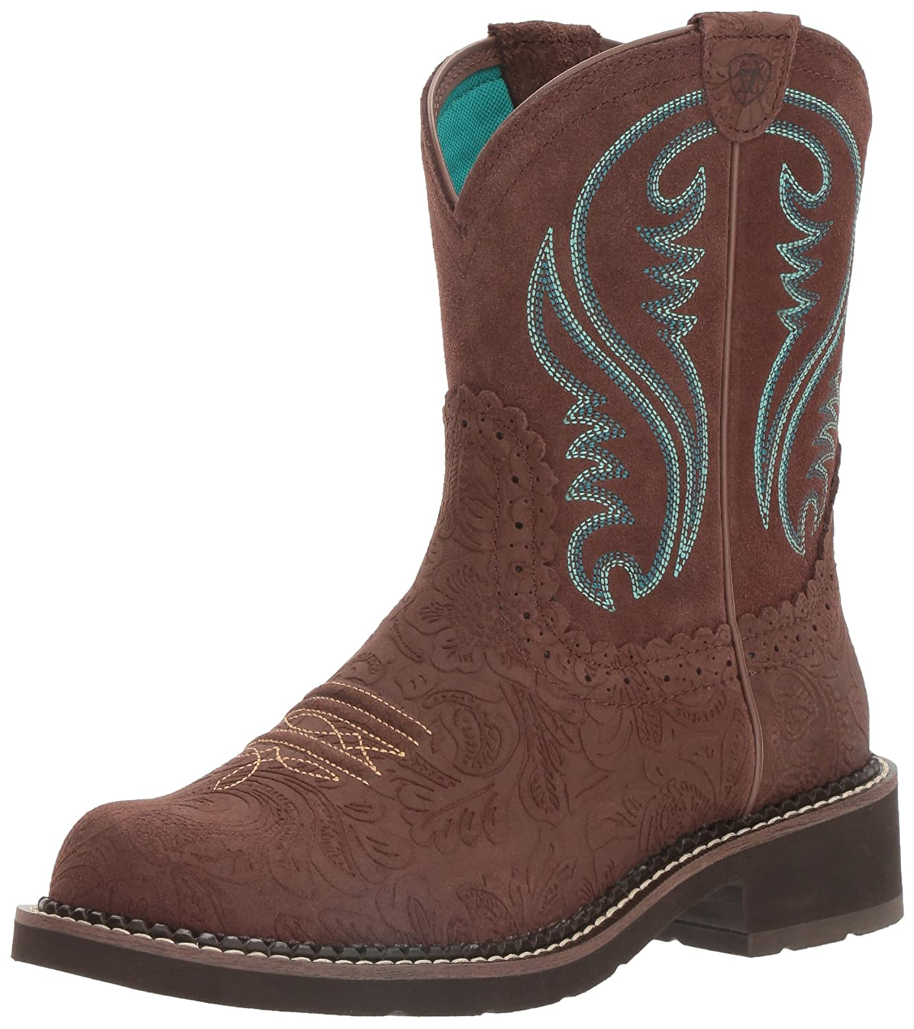 Ariat レディース Rowan Harness B01MTEJMI9 9.5 B(M) US|Naturally Distressed Brown Naturally Distressed Brown 9.5 B(M) US