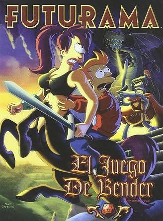 cb3a2271972 Futurama  El juego de Bender  DVD   Amazon.es  0