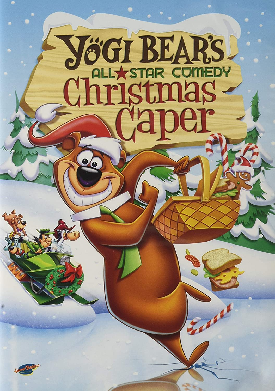Yogi Bears All Star Comedy Christmas Caper.Amazon Com Yogi Bear S All Star Comedy Christmas Caper