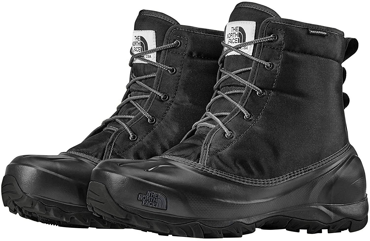 TALLA 40.5 EU. The North Face M Tsumoru Boot, Botas de Nieve para Hombre