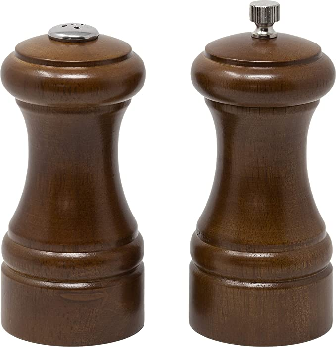 Olde Thompson 10.5 Imperial Wood pepper mill