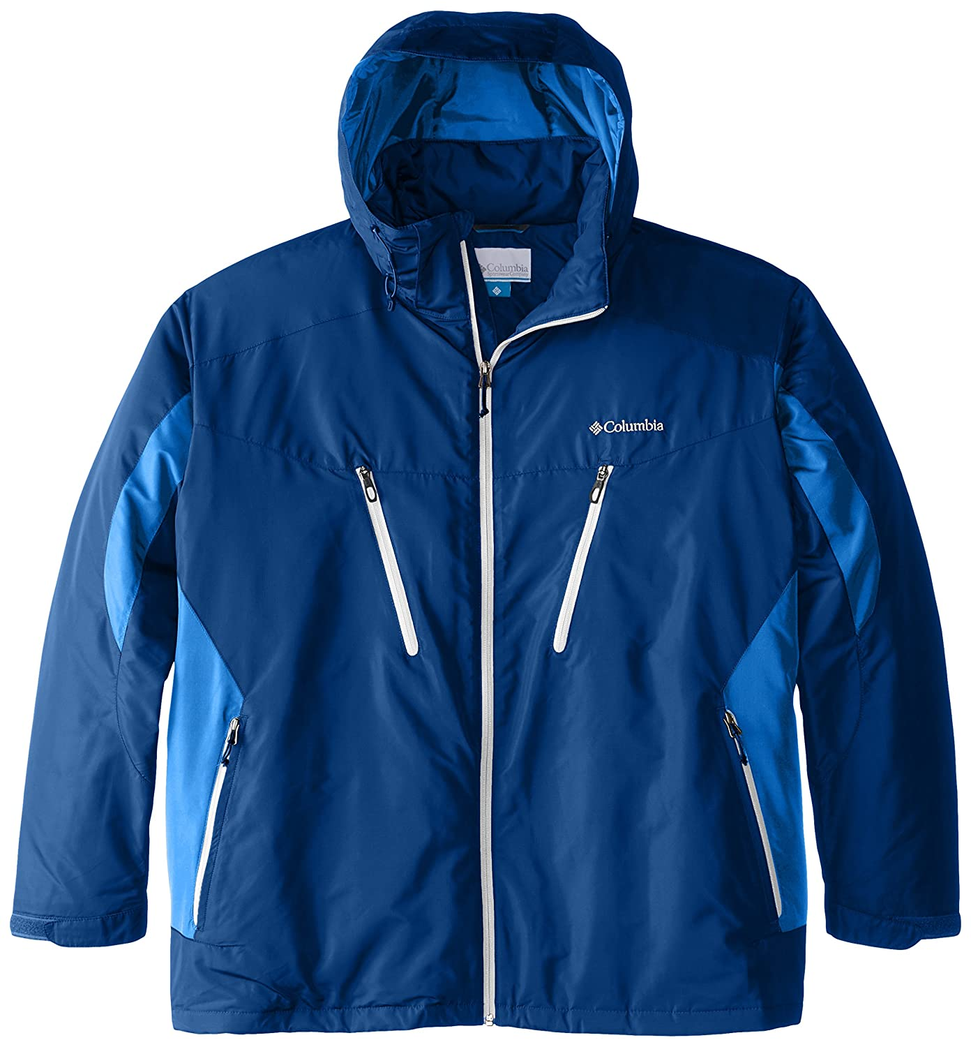 Columbia Mens Big and Tall Big /& Tall Antimony Iv Jacket