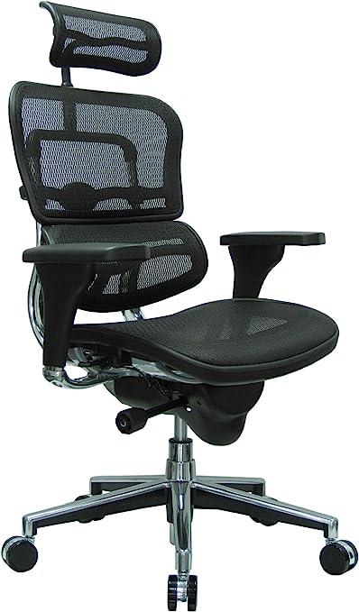 Ergohuman High Back Swivel Chair - The Best Ergonomic Office Chair