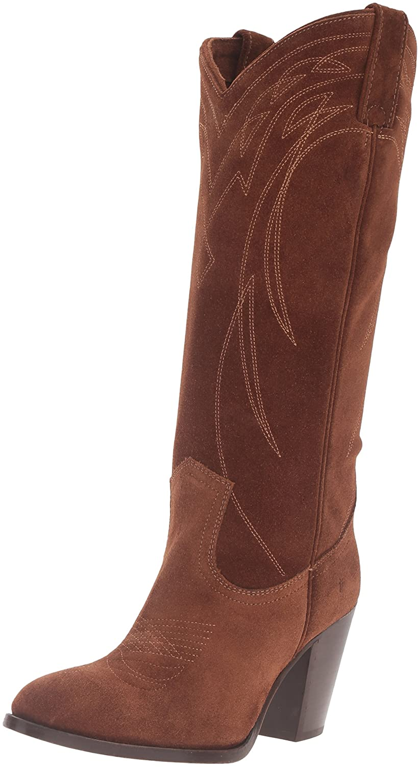 FRYE Womens Ilana Pull-On SHOVN Western Boot