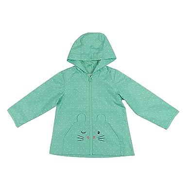 65fc5dbc2 Amazon.com  Carter s Girls  Little Favorite Rainslicker Rain Coat ...