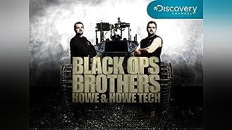 Black Ops Brothers Season 1