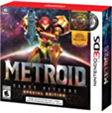 Metroid Samus Returns Special Edition - Nintendo 3DS