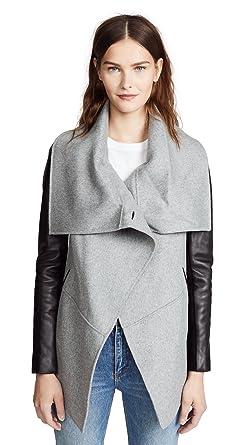 363c9215545 Amazon.com  Mackage Women s Vane Wool Jacket  Clothing