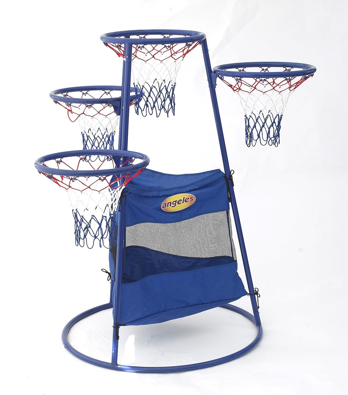 Amazon.com: 4-rings soporte para canasta de baloncesto con ...